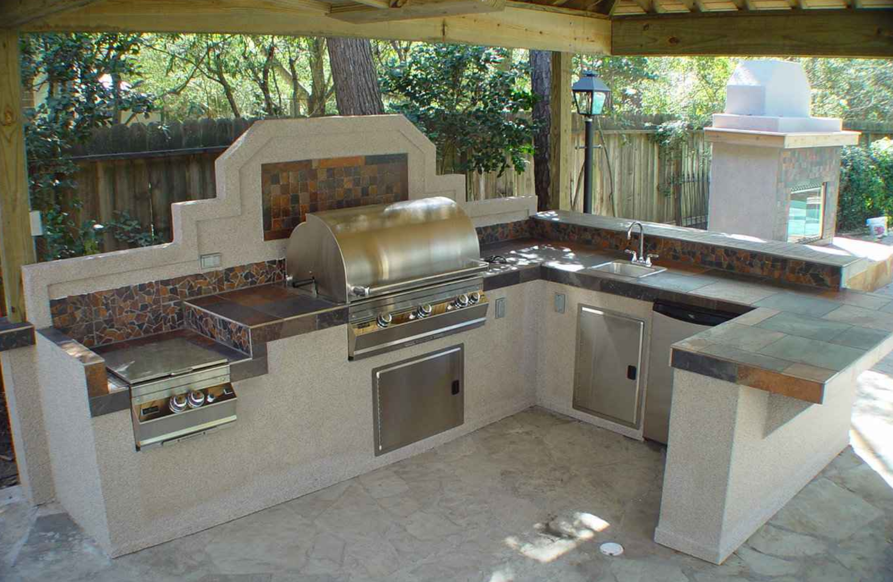 Los Angeles, CA Outdoor Kitchens
