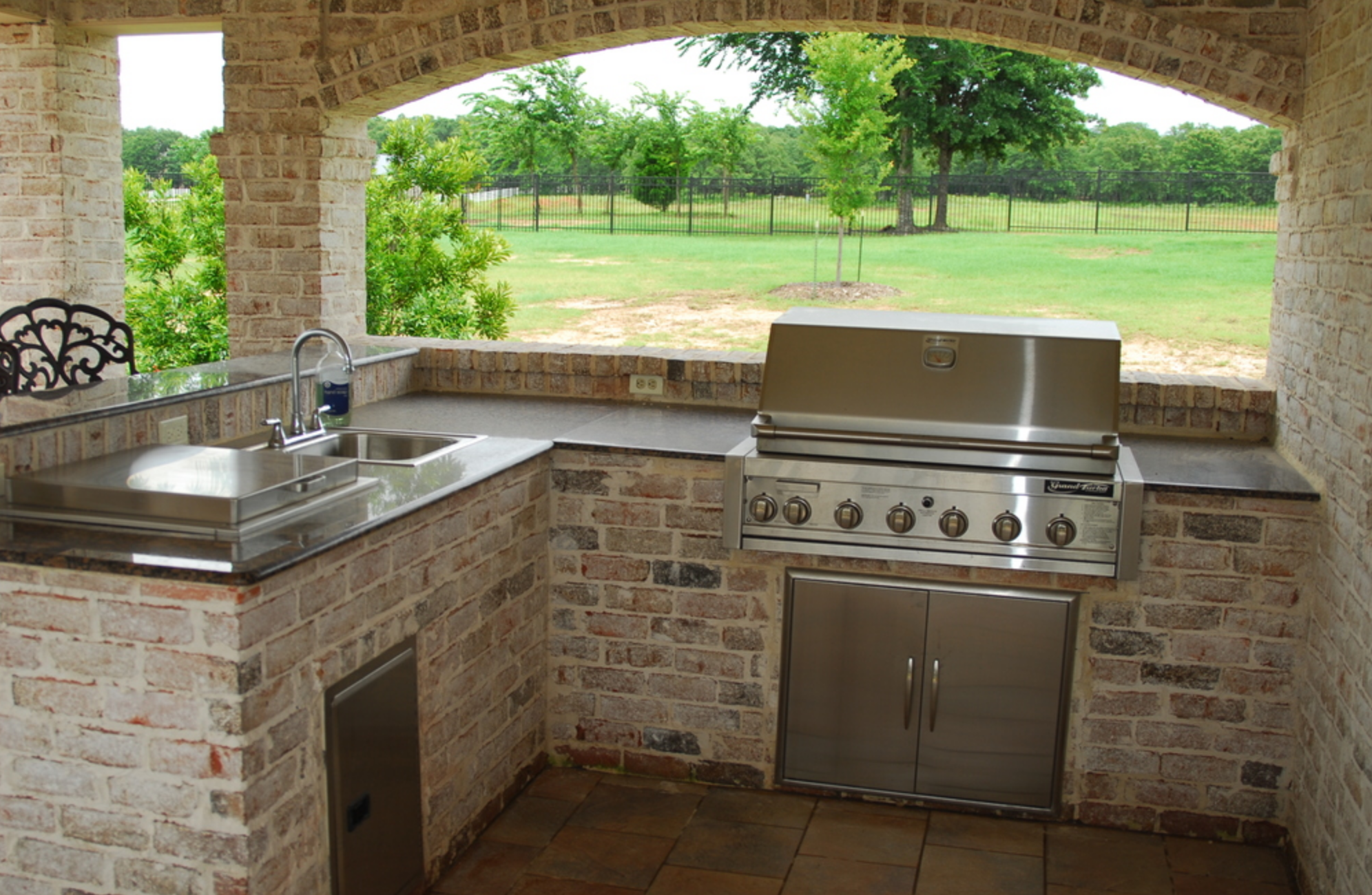 Los Angeles California Outdoor Kitchens