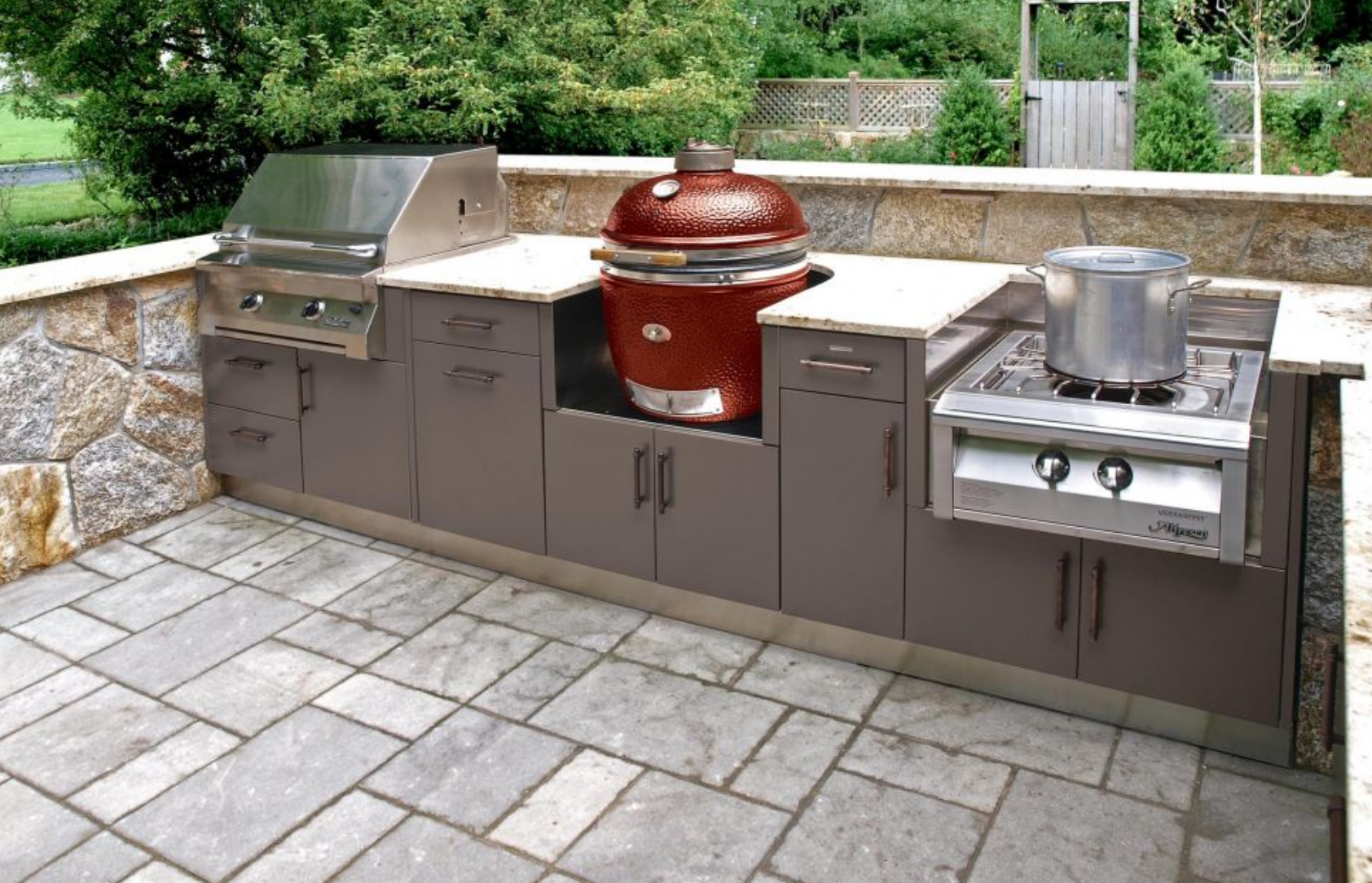 Outdoor Kitchen Contractor in Los Angeles