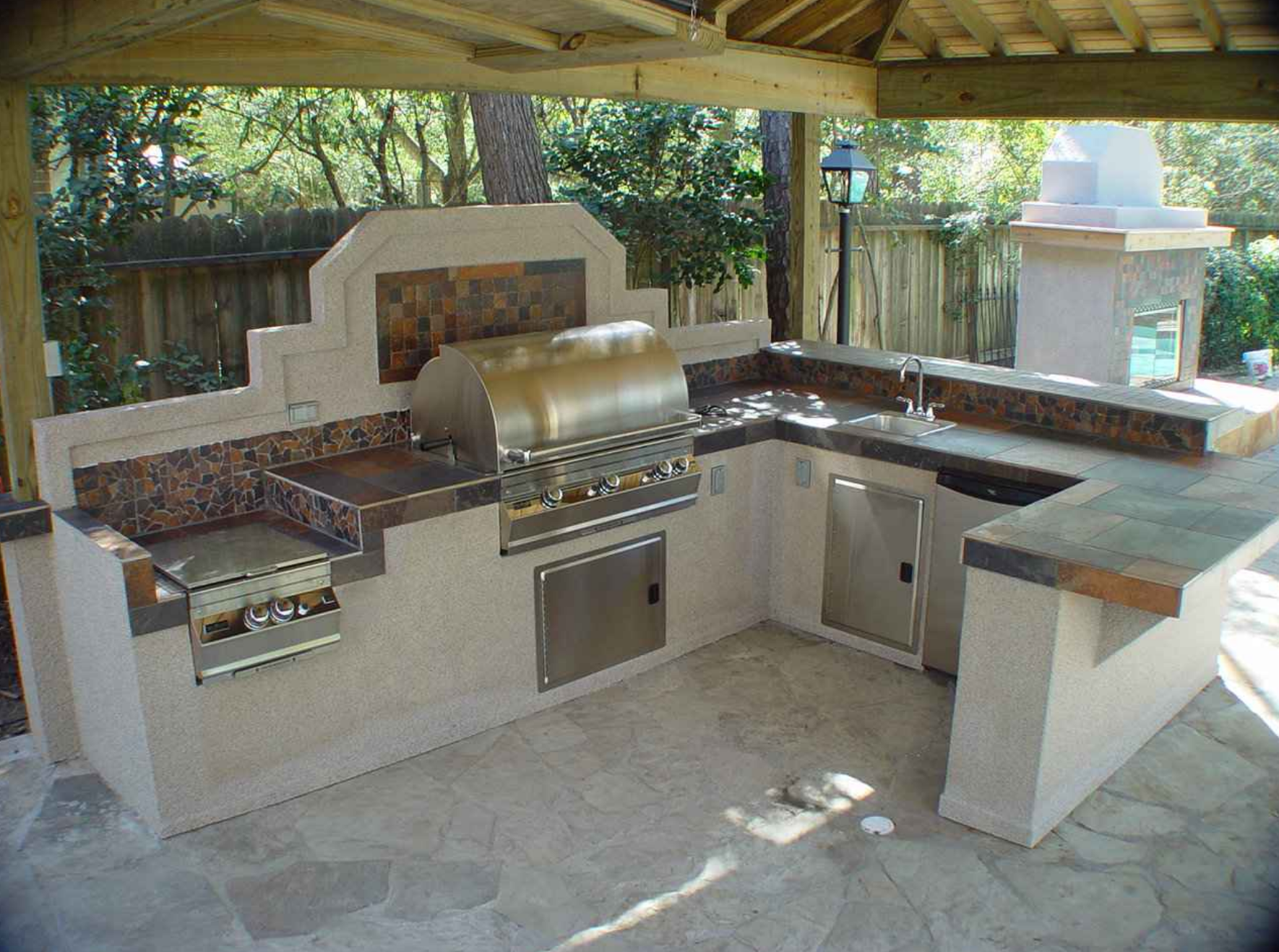 Outdoor Kitchens Companies in LA