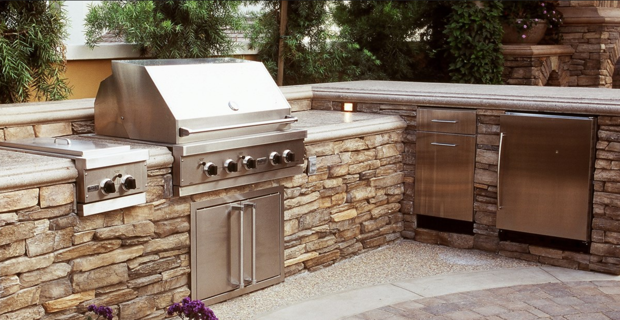 Outdoor Kitchens in Los Angeles